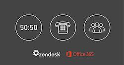 Zendesk se integra con Microsoft office 365 grupos